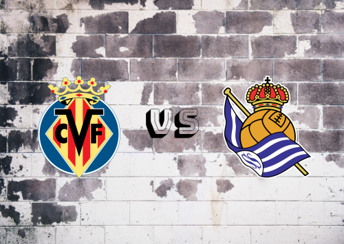 Villarreal vs Real Sociedad  Resumen y goles