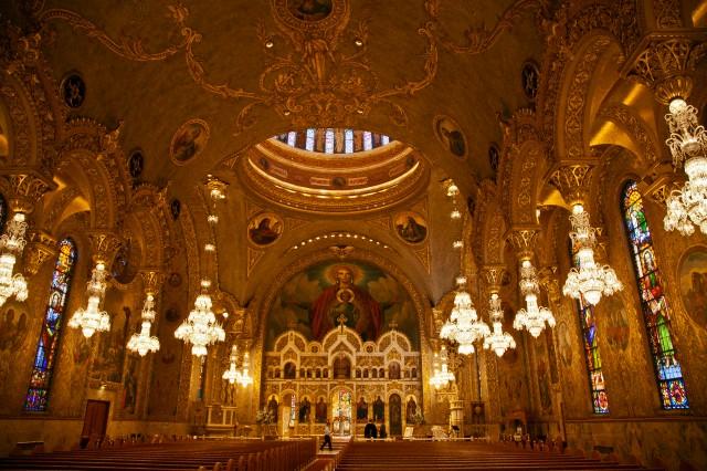Los Angeles St Sophia Greek Orthodox Cathedral