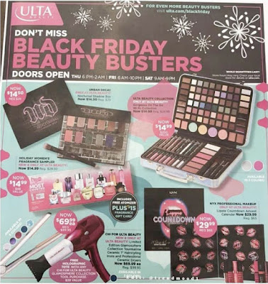 Ulta Black Friday 2017 Ad