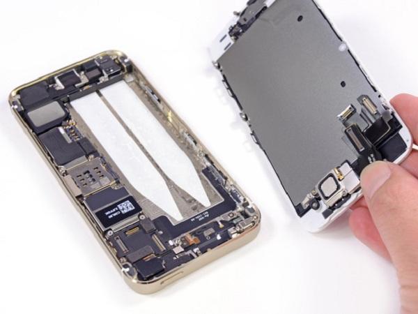 Có thể thay pin cho iPhone 5s