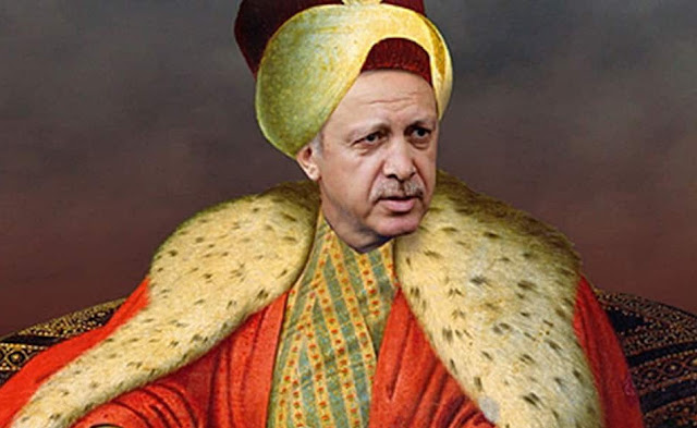 "NEO-OTTOMAN EMPIRE: ""SULTAN"" ERDOGAN SENDS TURKS BACK INTO LIBYA AFTER 108 YEARS"