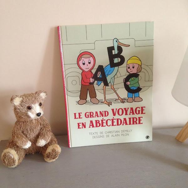 Le grand voyage en Abécédaire de Cristian Demilly et Alain Pillon