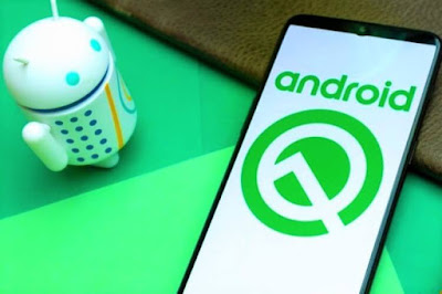 Ten latest Android versions 2020