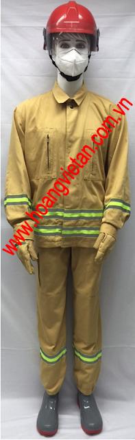 Trang Phục Chữa Cháy theo Thông Tư 48/ 2015/ TT-BCA