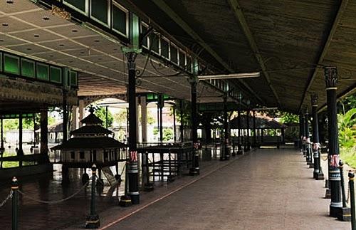 Epic travelers - Kraton Yogyakarta Sultanate