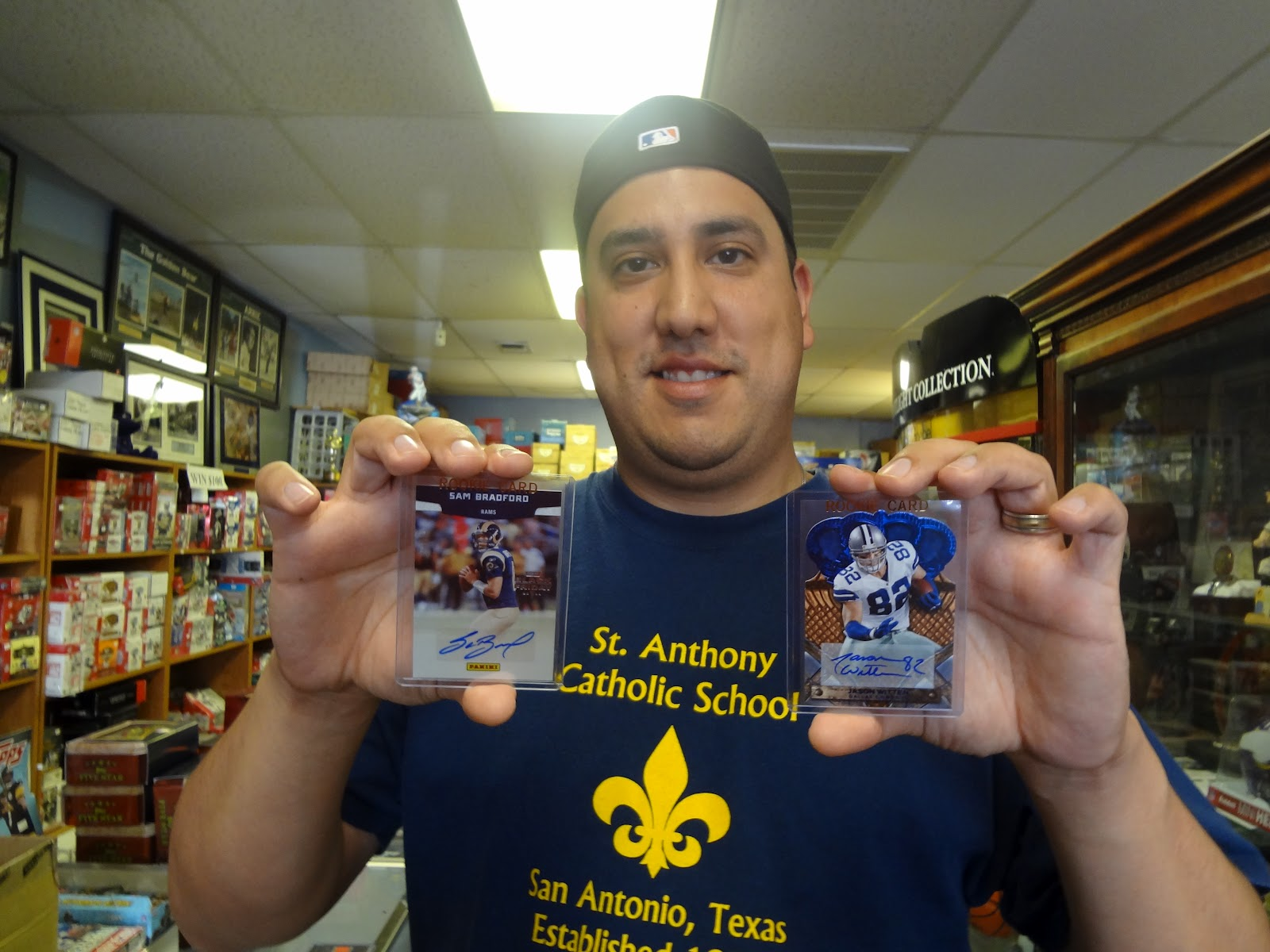 Sports Cards Plus Store Blog Crown Royale Jason Witten Auto 11