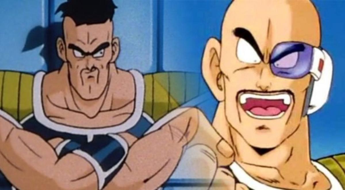 Dragon Ball Z - Nappa figure announced