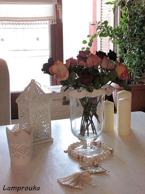 Βάση για λουλούδια ανθοδοχείου.