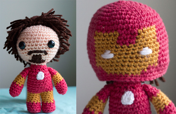 Superhero Amigurumi Crochet Patterns Best Ideas | 370x570