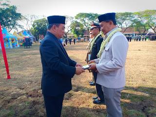 Perayaan HUT Polri Ke 73, Pemkot Cirebon Berterima Kasih Jaga Kondusifitas