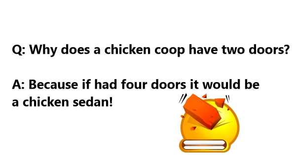 Funny Chicken Jokes: Funny Chicken Jokes,One Liners,Quotes,Riddles