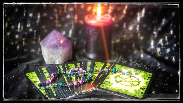 Divination Reading using Rachel Patterson's Flower Magic Oracle Cards
