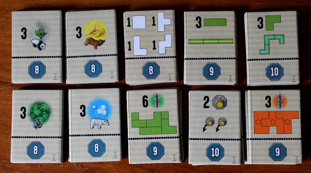 Barenpark achievement tiles | Random Nerdery