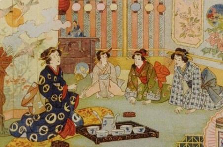 Ceremonia japoneză a ceaiului