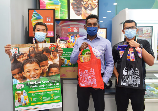 7-Eleven Malaysia Launches Semurni Kasih Community Care Programme In Conjunction With Ramadan 2021