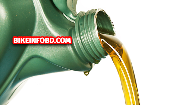 bike engine oil grade