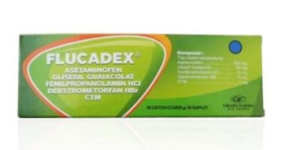 Flucadex - Manfaat, Efek Samping, Dosis dan Harga