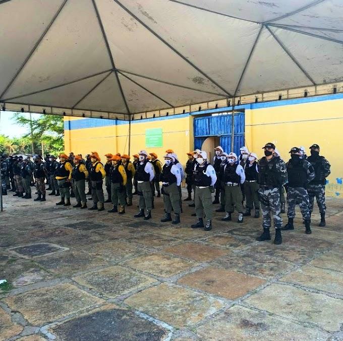 Polícia Militar inicia Operação Veraneio 2021 no litoral do Piauí