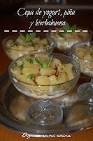 http://azucarenmicocina.blogspot.com.es/2015/06/copa-de-yogurt-pina-y-hierbabuena-para.html