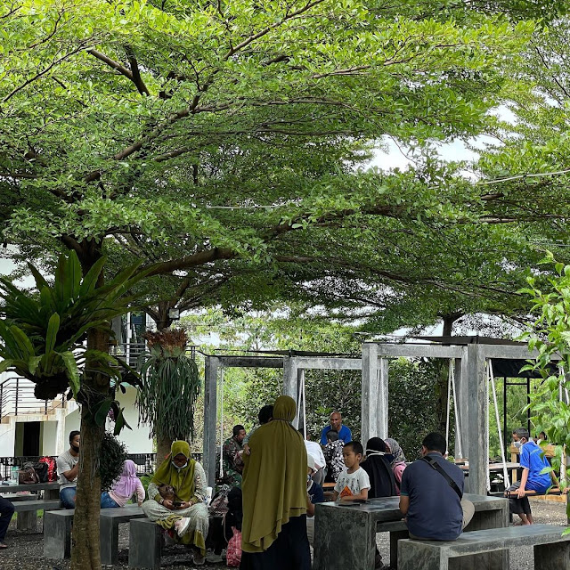 Lokasi Desa Jongkon Cafe & Resto Sentul