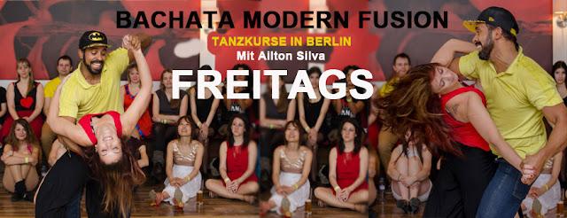 Bachata Modern Fusion Tanzkurs in Berlin