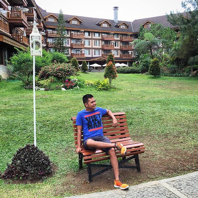Hotels in Baguio The Manor at Camp John Hay