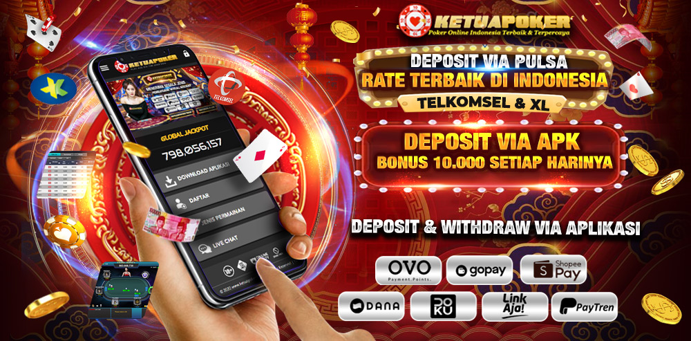 KETUAPOKER   Poker Online Indonesia Terbaik
