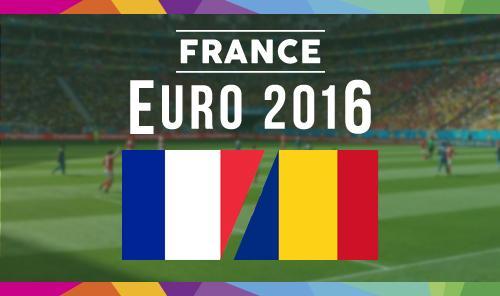 France Vs Romania UEFA Euro 2016 Live Stream