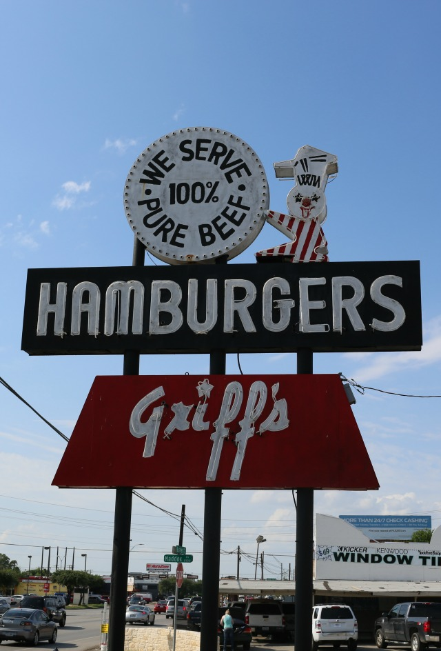 Griff's Hamburgers; Hidden Gems in Dallas: #OnlyLocalsKnow