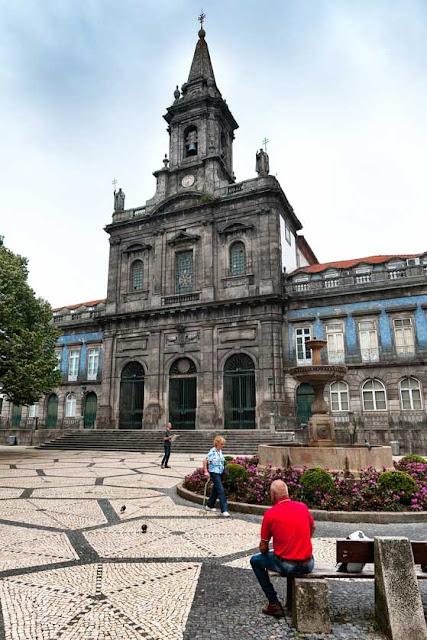 Igreja da Santíssima Trindade Porto