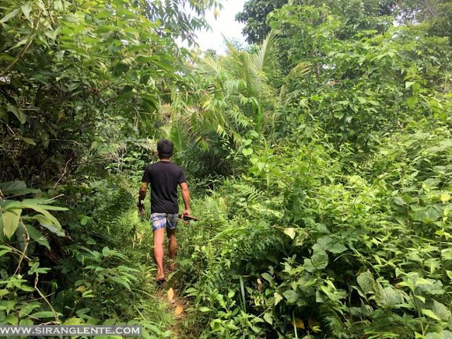 Tourist spots in Eastern Samar