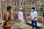 Saba Pesantren, Kapolres Serang Kota Kunjungi Ponpes Nailul Amanah Umat