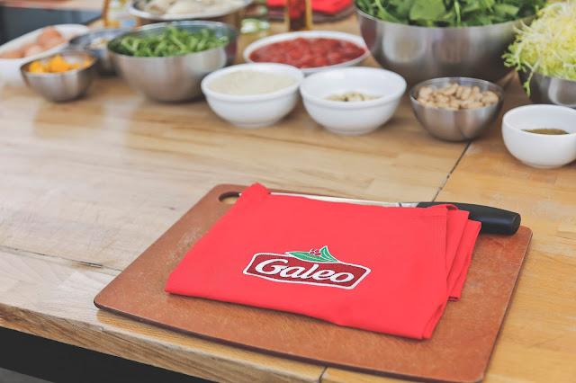 Domowy street food czyli warsztaty z Galeo