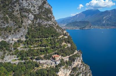 Trekking,sentieri in provincia di Trento...Lago di Garda