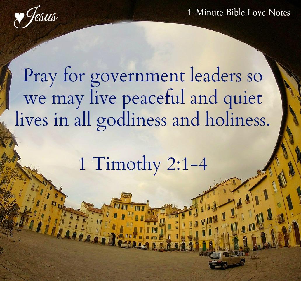 A Dozen Bible Verses for Leaders - Ron Edmondson