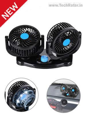 Dual Cooling Fan for Car  SUVs
