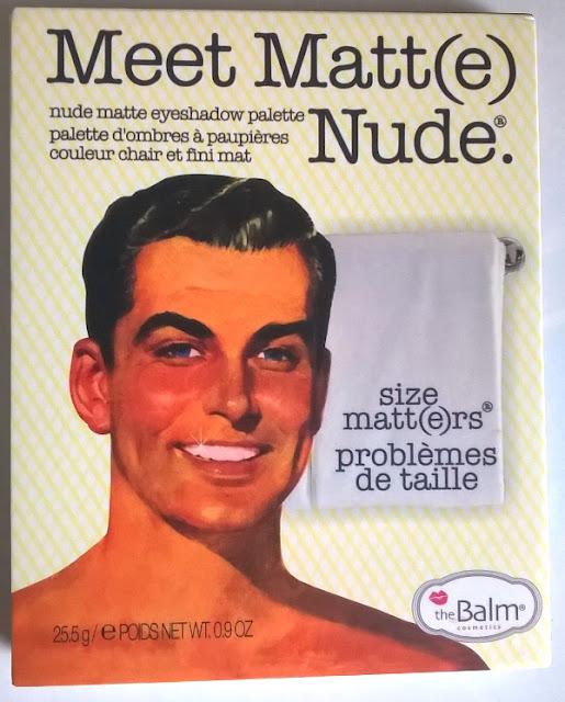 nude matte eyeshadow Palette Lidschatten