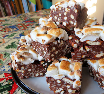 Rocky Road S'Mores