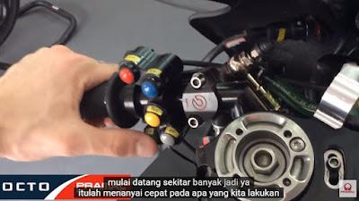Video: Tutorial Menggunakan Motor MotoGP