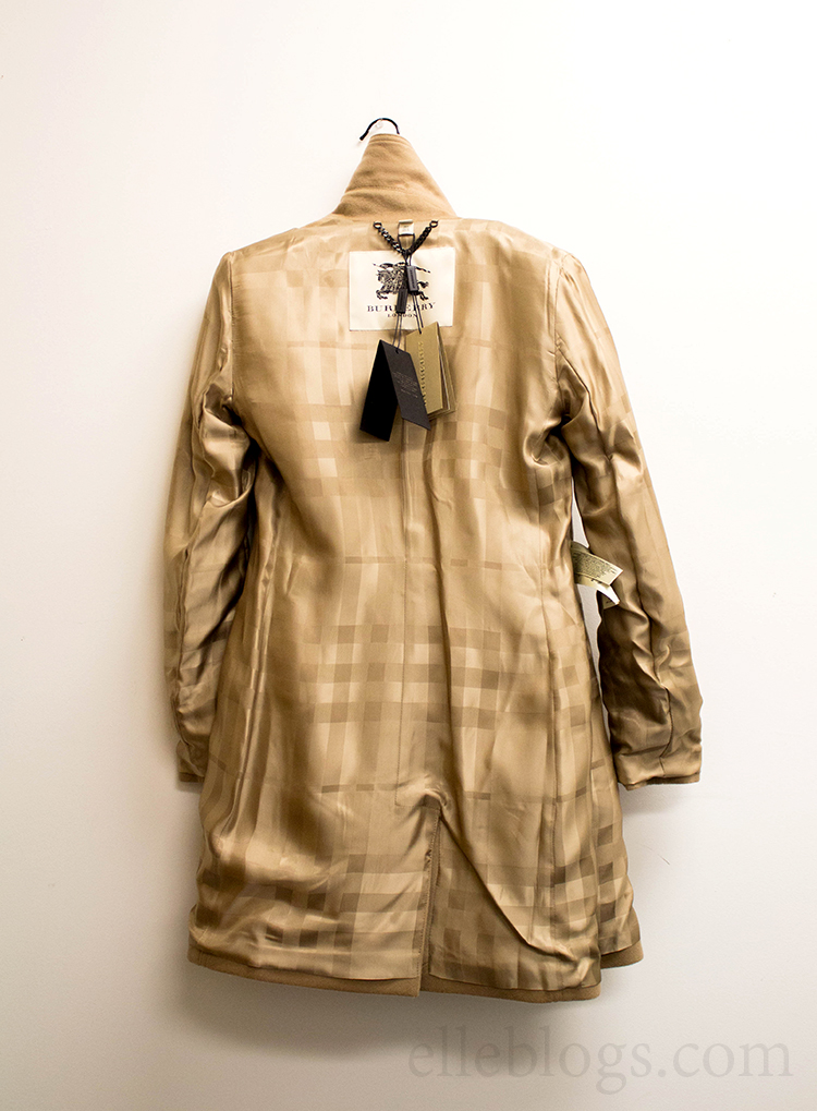 """efcb86866790 The Kensington Trench, with what Burberry calls a """"modern fit,"""" is cut  slightly narrower through the bust and shoulders compared to the  Westminster but a ..."""