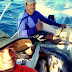 Cabrália: Dupla nada 18 horas para sobreviver a naufrágio.
