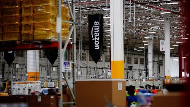 Bezos vendió acciones de Amazon por casi 2.800 millones de dólares poco antes de la caída de los mercados