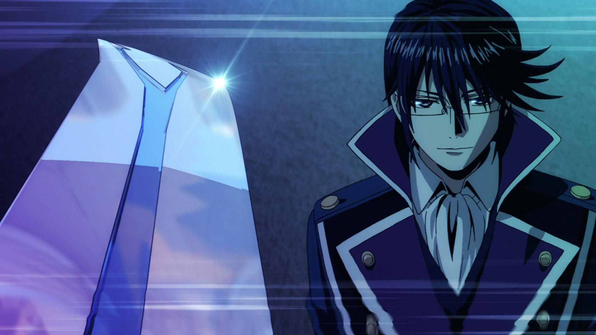 K: Seven Stories Movie 2 - Side:Blue - Tenrou no Gotoku BD Subtitle Indonesia