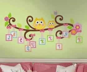 Dekoratiivne seinakleebis RoomMates