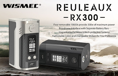About The Reuleaux RX300 Carbon Fiber Mod !