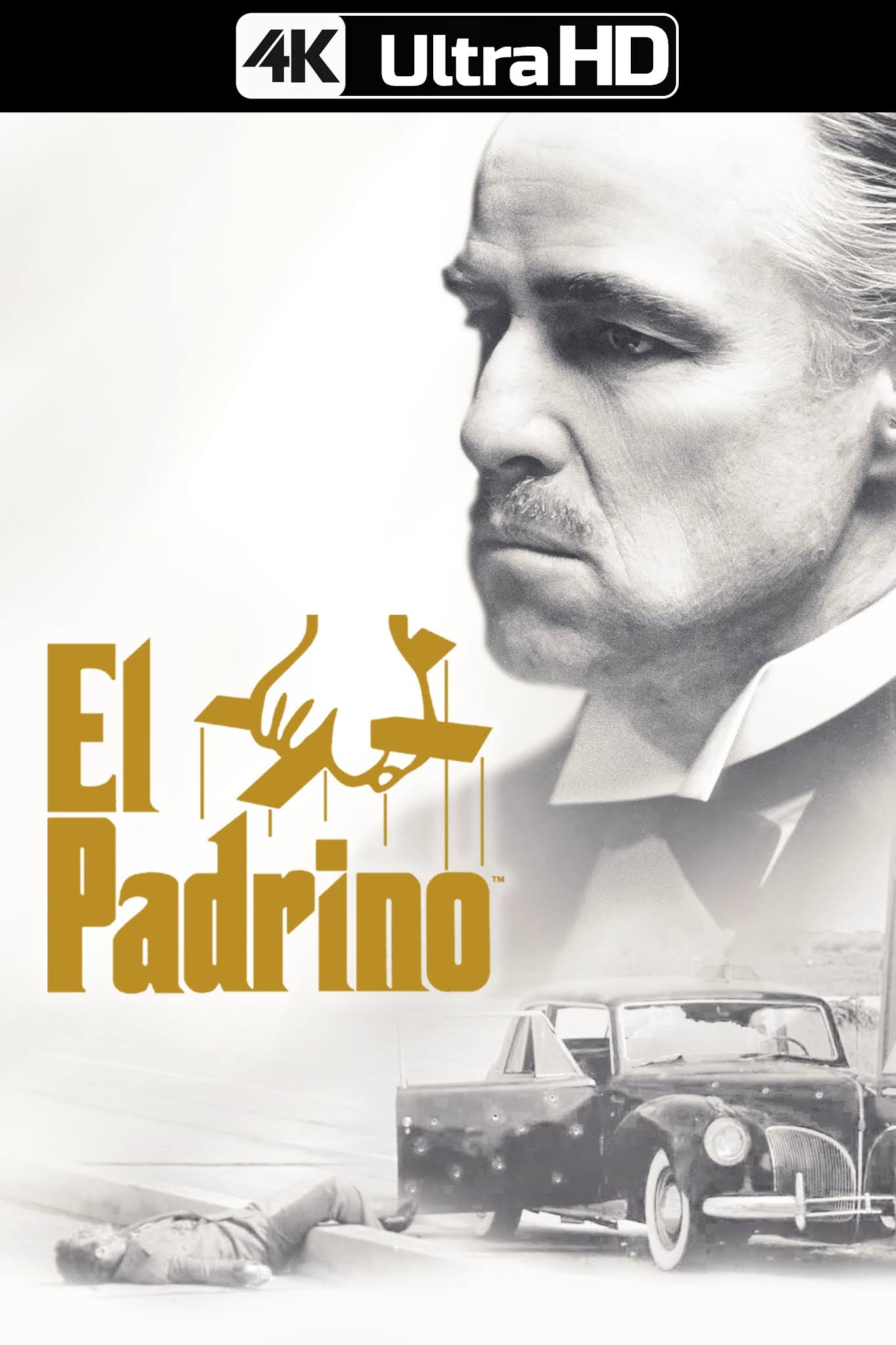 El Padrino: Parte I (1972) 4K UHD SDR WEB Latino