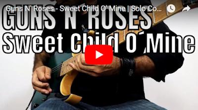 slash guitar solo guns n roses best