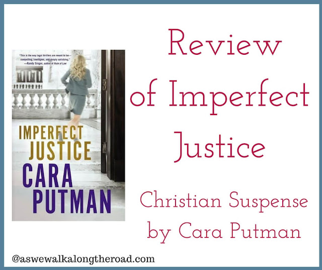 Christian suspense review