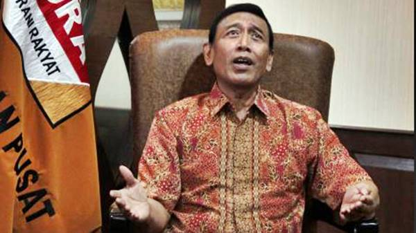 Wiranto Minta Rp5 Miliar untuk Bubarkan Ormas Anti-Pancasila
