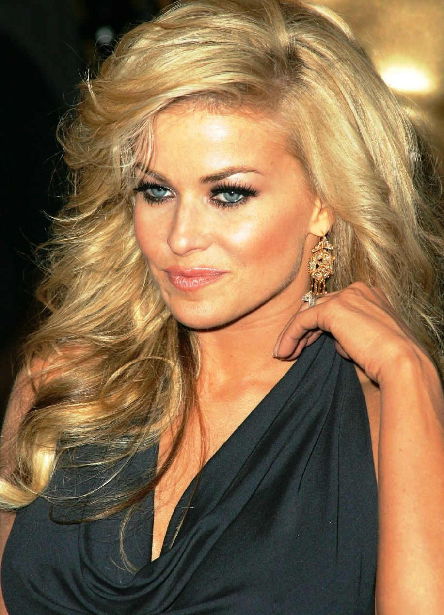 Carmen Electra born April 20, 1972 (age 46)